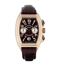 Franck Muller Conquistador 8005 CC Bon Or rouge 47mm Remontage automatique France, Paris