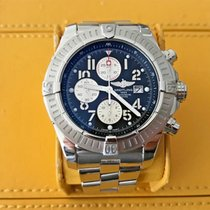 Breitling A1337011/B973 Steel Super Avenger 48mm pre-owned United States of America, New Jersey, Edgewater
