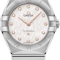 Omega Constellation Quartz Steel 28mm Silver United States of America, New York, Airmont