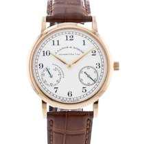 A. Lange & Söhne 1815 Rose gold 36mm Silver United States of America, Georgia, Atlanta
