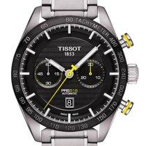 Tissot PRS 516 Stahl Schwarz Deutschland, Walsrode