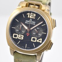 Anonimo Bronz 43.5mm Atomat AM-1120.04.001.A01 nou