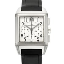 Jaeger-LeCoultre Reverso Squadra Chronograph GMT 230.8.45 pre-owned