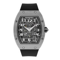 Richard Mille RM 67 Titane 38.7mm Transparent Arabes