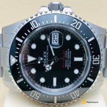 Rolex Sea-Dweller Acero 43mm Negro Sin cifras España, Torrelavega