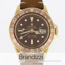 Rolex GMT-Master Yellow gold 40mm