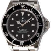 Rolex Sea-Dweller 4000 Steel 40mm Black United States of America, Texas, Austin