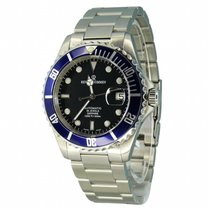 Revue Thommen Steel Automatic new