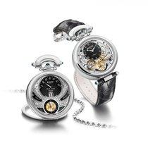 Bovet Zegarek damski Amadeo Fleurier 43,15mm używany Zegarek z oryginalnym pudełkiem i oryginalnymi dokumentami
