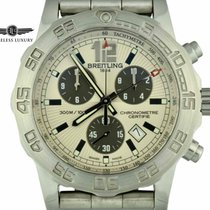 Breitling Colt Chronograph II Steel 44mm White No numerals United States of America, Georgia, Atlanta