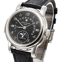 Patek Philippe Minute Repeater Perpetual Calendar Platinum 37mm Black Arabic numerals