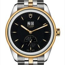 Tudor Glamour Double Date 57103-0002 new