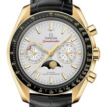 Omega Speedmaster Professional Moonwatch Moonphase 304.63.44.52.02.001 2019 nuevo