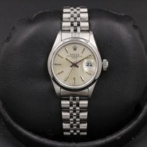 Rolex 6916 Steel 1981 Oyster Perpetual Lady Date 26mm pre-owned United States of America, California, Huntington Beach