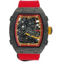 Richard Mille RM67-02 Carbon 2019 RM 67 38.7mm neu