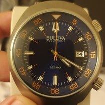 Bulova Accutron II Steel Blue Arabic numerals