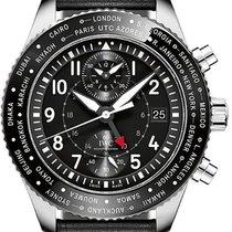 IWC Pilot Chronograph IW395001 подержанные