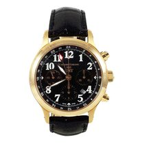 Schwarz Etienne Schwarze Etienne GMT Chronograph Gold 18Kt...
