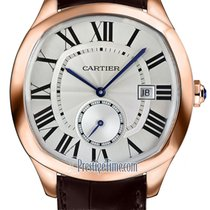 Cartier Drive de Cartier Rose gold 40mm Silver United States of America, New York, Airmont