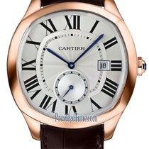 Cartier Drive de Cartier Rose gold 40mm Silver