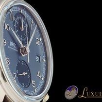 IWC Portugieser Classic Chronograph 42 18kt Rosegold   Ardoise...