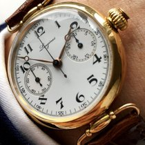 Longines Exciting Longines One Pusher Chronograph Solid Gold...