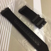 Hublot rubber/textured XXL SIZE , strap / band Fit for H4000M...