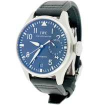 IWC Big Pilot's 7-Day Power Reserve 46mm Steel Automatic...