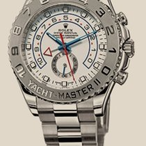 Rolex Oyster Yacht-Master II 44mm White Gold