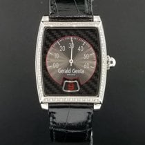 Gérald Genta Steel 31mm Automatic G.3671 pre-owned