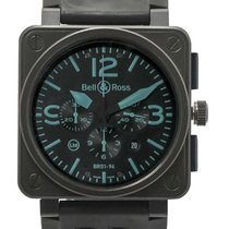 Bell & Ross BR 01-94  Carbon Limited Edition Chronograph