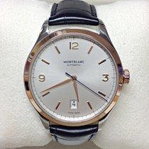 Montblanc Heritage Chronométrie Stål Sølv Arabisk