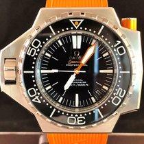Omega Seamaster PloProf 1200M Co Axial - Steel Orange - Like New