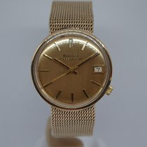 Bulova Yellow gold 34mm pre-owned