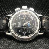 Zenith Chronograph 40mm Automatic 2000 pre-owned El Primero Chronomaster Silver