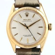 Rolex Bubble Back 6085 gebraucht