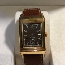 Jaeger-LeCoultre Grande Reverso Ultra Thin 1931 Rose gold 46.8mm Brown