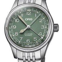 Oris Big Crown Pointer Date 01 754 7749 4067-07 8 17 22 new