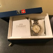 Tissot PRS 200 pre-owned 42mm Steel