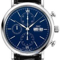IWC Portofino Chronograph new