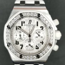 Audemars Piguet Royal Oak Offshore Lady Stahl 37mm Arabisch