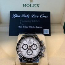 Rolex Daytona pre-owned 40mm Chronograph Steel