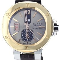 Clerc 44mm Automatic new Silver