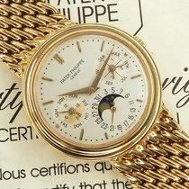 Patek Philippe Perpetual Calendar Жёлтое золото 36mm