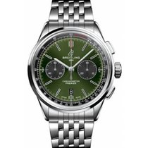 Breitling for Bentley new 2019 Automatic Chronograph Watch with original box and original papers AB0118A11L1A1