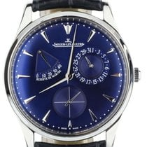Jaeger-LeCoultre Master Ultra Thin Réserve de Marche Steel 39mm Blue United States of America, Illinois, BUFFALO GROVE