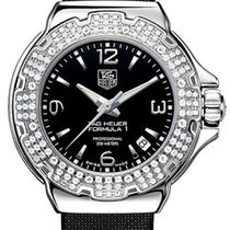 TAG Heuer Formula 1 Lady pre-owned Black
