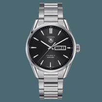 TAG Heuer Carrera Calibre 5 WAR201A.BA0723 2019 new