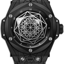 Hublot Big Bang Sang Bleu Ceramic 45mm Black United Kingdom, Hemel Hempstead, Hertfordshire