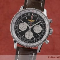 Breitling Navitimer 01 Steel 42.5mm Black